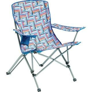 Faltstuhl Rosario Summer Bunt Stuhl Campingstuhl 53380