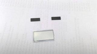 VW T3 Reparatursatz Digitaluhr Display
