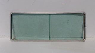 VW T3 Schiebefenster rechts 108cm Grüncolor 1/2 Teilung