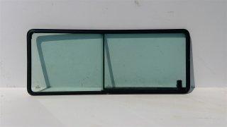 VW T3 Schiebefenster rechts 105cm ab 85  Grüncolor 1/2 Teilung
