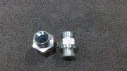 Verschraubung M18 X 1,5 Konisch/Dichtkante