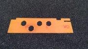 VW T3 Leiterplatte Bedienelement Differentialsperre