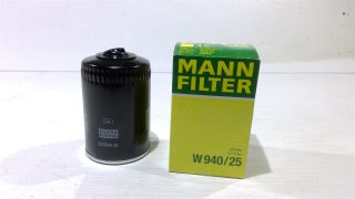 VW T3 Ölfilter W940/25 - MANN