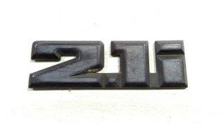 VW T3 Schriftzug 2.1i